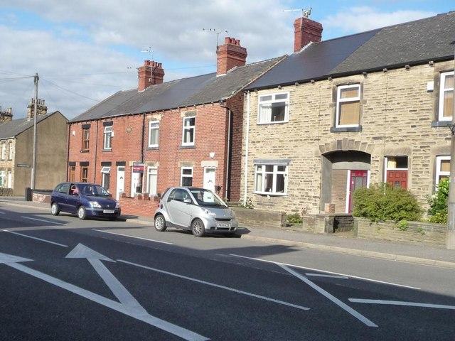 185 - 195 Sheffield Road, Birdwell