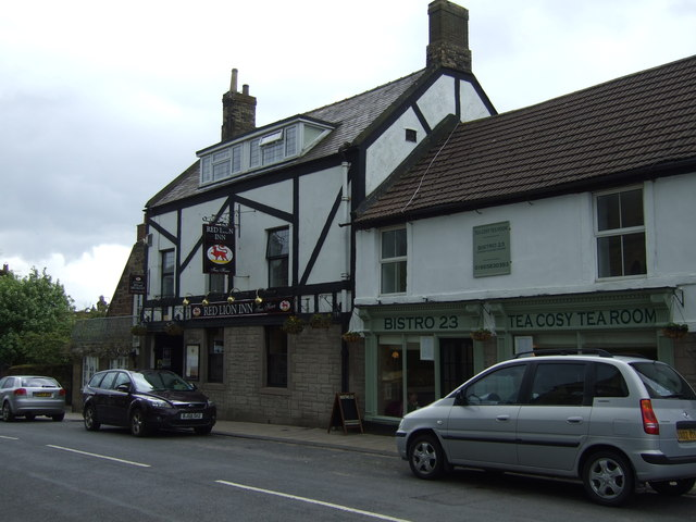 The Red Lion Inn, Alnmouth
