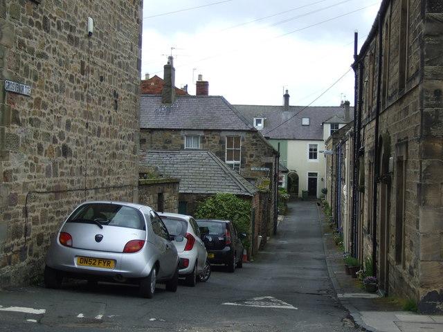 Grosvenor Terrace, Alnmouth