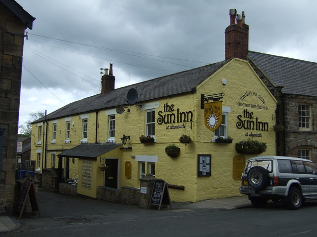 The Sun Inn, Alnmouth