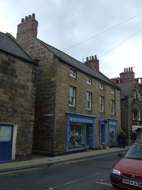 The Aln Gift Shop, Alnmouth