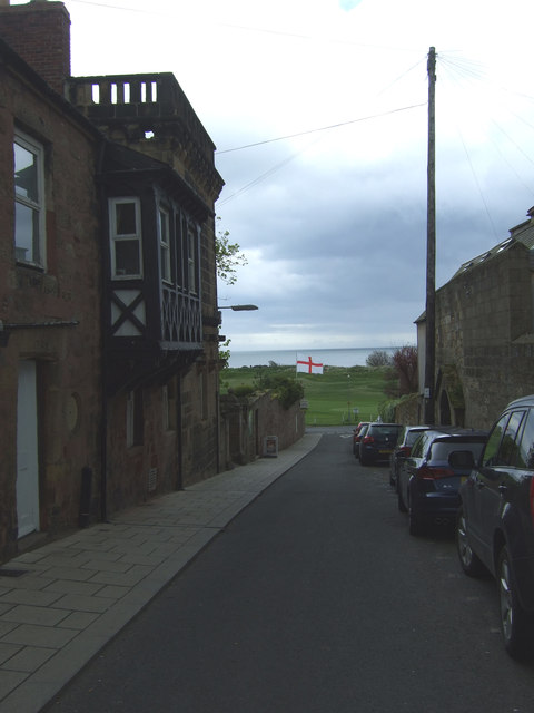 Pease's Lane, Alnmouth