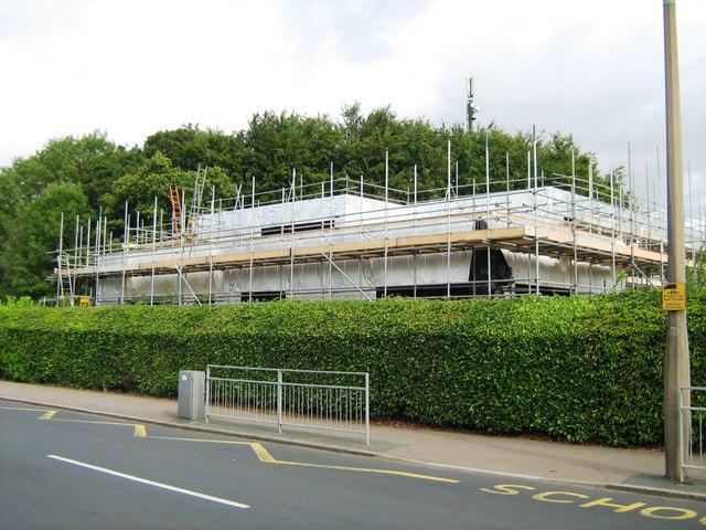 The Orchard Primary School rebuild