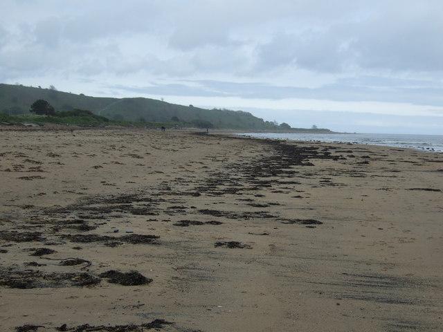 Beach, Alnmouth Bay