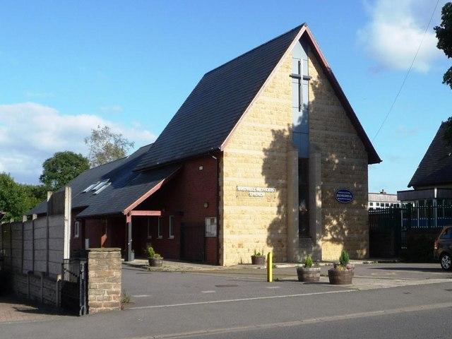 Birdwell Methodist Church, Sheffield Road