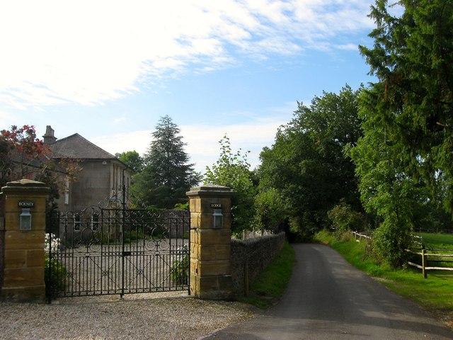 Bolney Lodge, Foxhole Lane