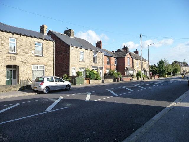 209 -221 Sheffield Road, Birdwell
