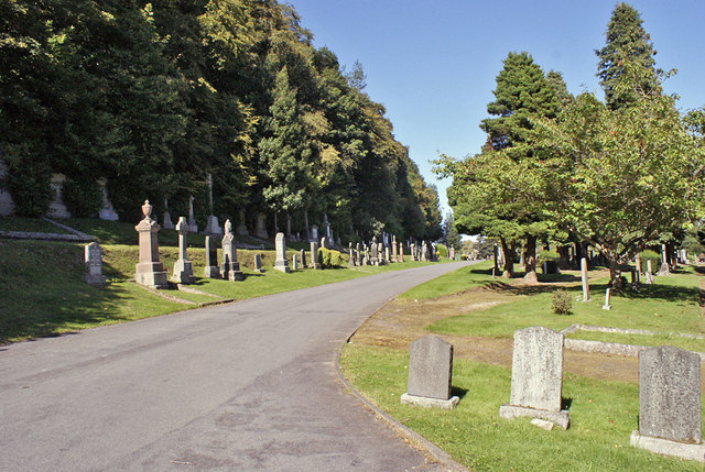 Tomnahurich cemetery