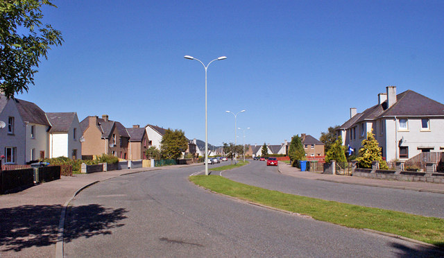 Laurel Avenue, Inverness