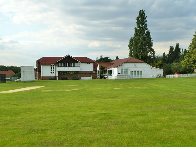 Cricket field and pavilions, Sandilands