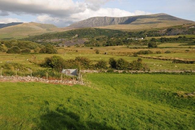 View to Garnedd-goch