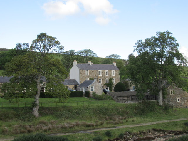 Knarsdale Hall