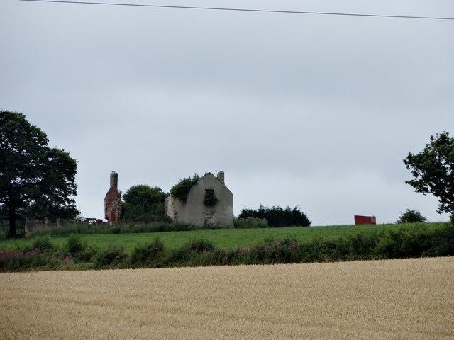 Ruins at Thornley Bank