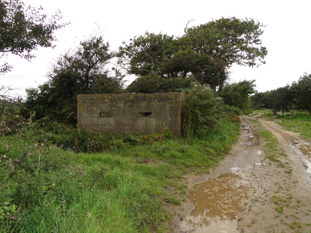 Suffolk Square pillbox