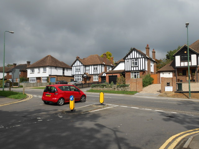 Houses on Pendenden Heath Road