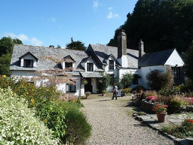 Chambercombe Manor