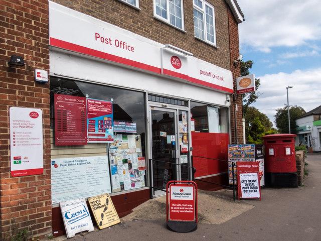 The Post Office, Histon