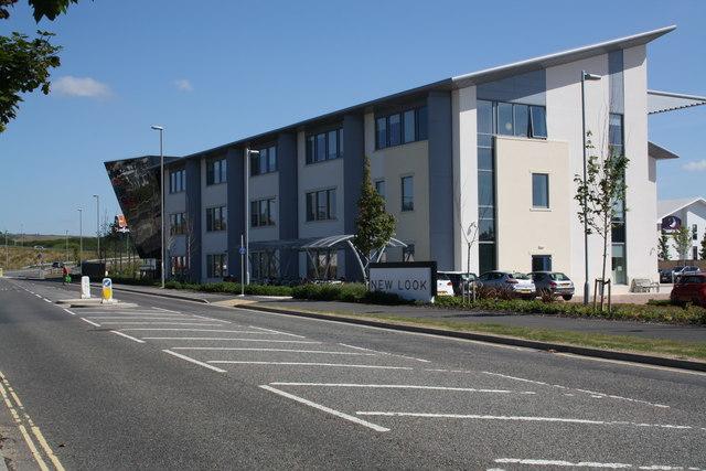 New Look building, Mount Pleasant