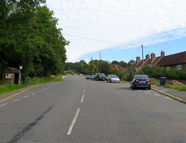 London Road, Bolney