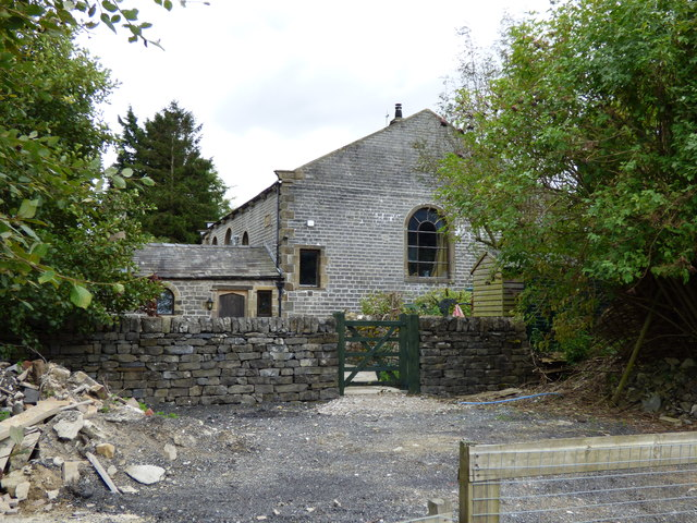 Embsay:  The 'Old Engine House'