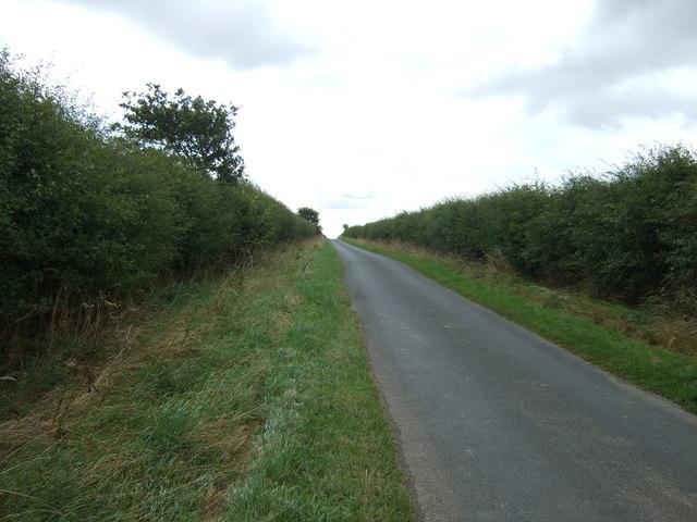 Heading south towards Boynton