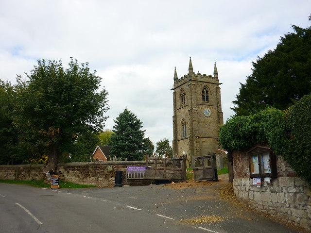 St Michaels Church September 2nd 2014