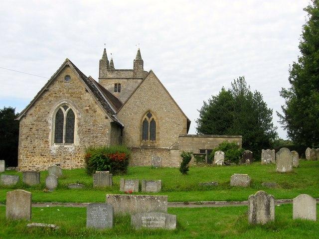 Sy Mary Magdalene Church, Bolney