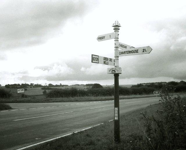 A Mendip Signpost