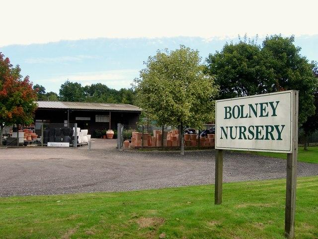 Bolney Nursery, Cowfold Road, Bolney