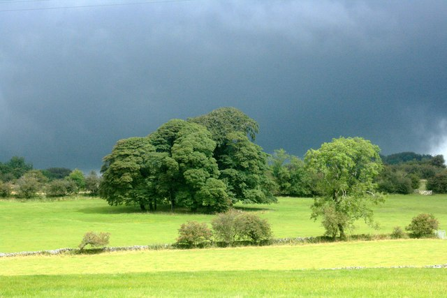 Stormy Sunlight on Chancellors Farm