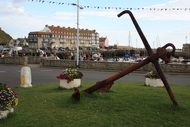 Anchor at West Bay