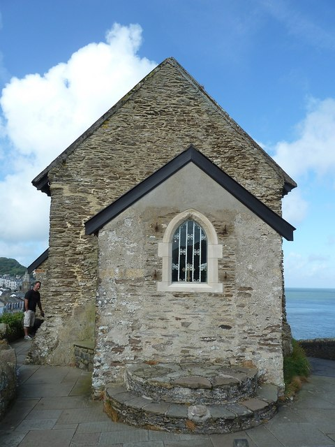 St Nicholas' Chapel, Lantern Hill, Ilfracombe