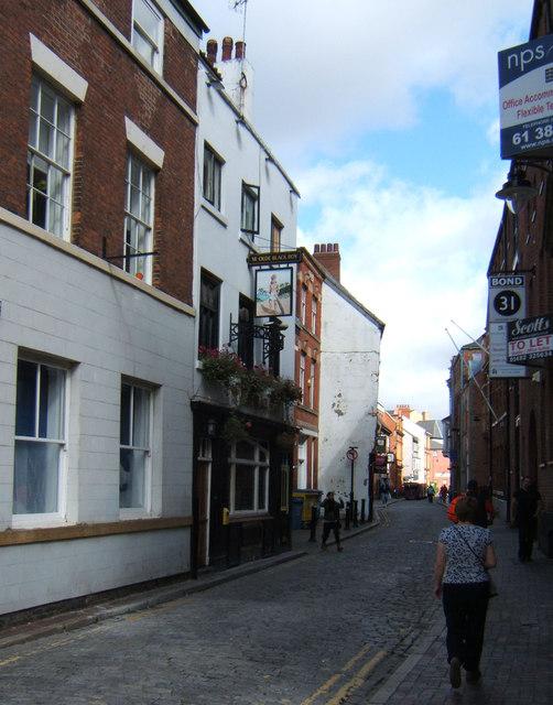 Ye Olde Black Boy pub, Hull