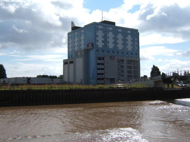 Premier Inn, Hull