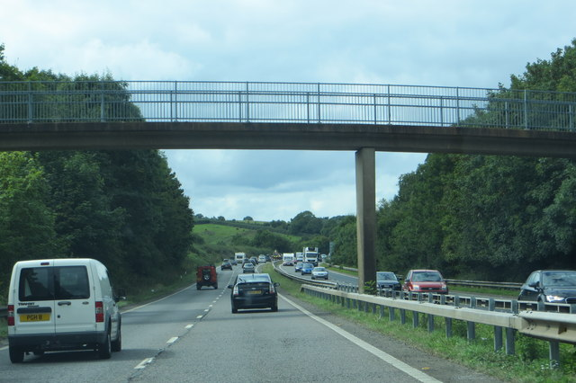 The A30 heading