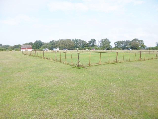 Godshill, cricket pitch
