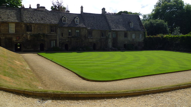 The Cottages in Worcester College, Oxford