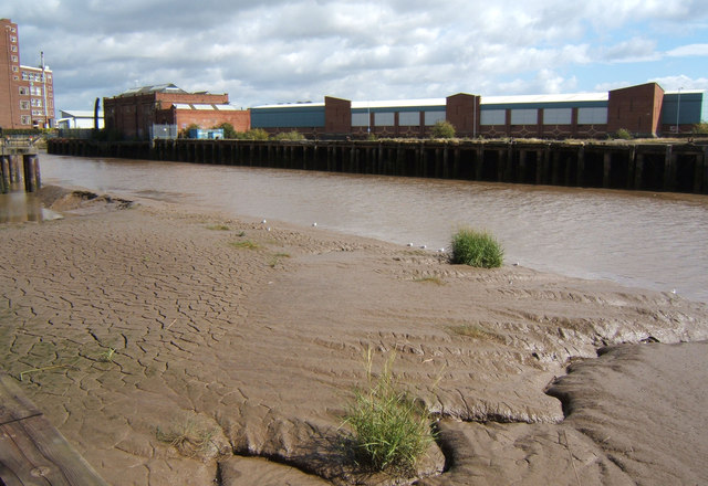River Hull near the Museum Quarter