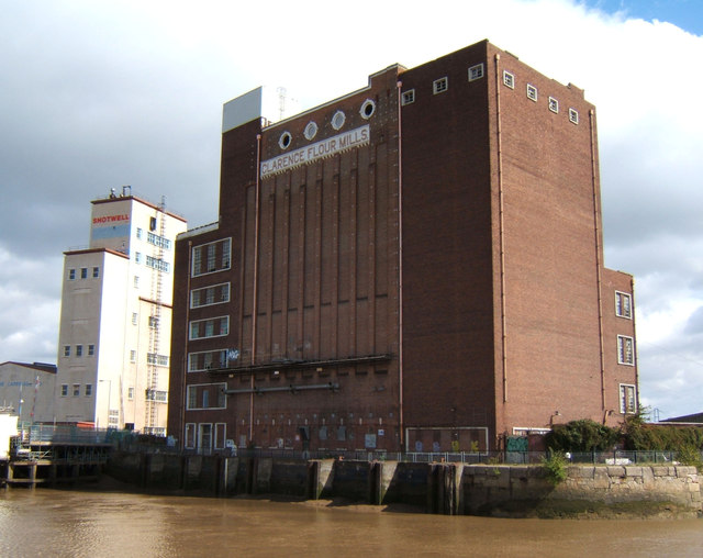 Clarence Flour Mills, Hull