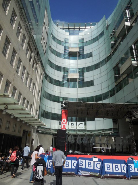 BBC Broadcasting House, New Building
