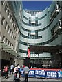 TQ2881 : BBC Broadcasting House, New Building : Week 35