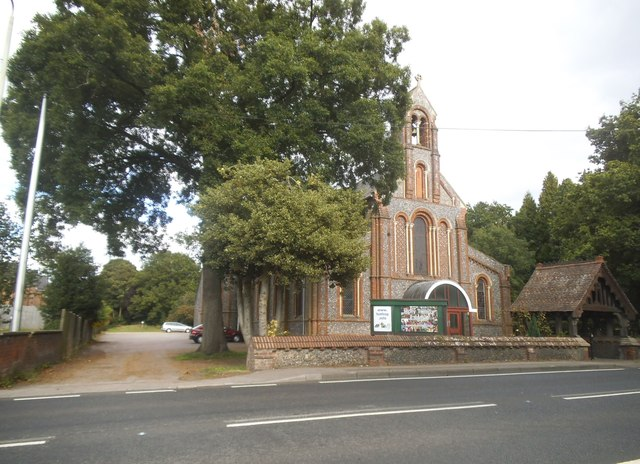Holy Trinity Church on Frogmore