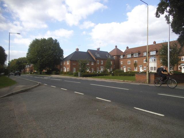 Housing development on Frogmore