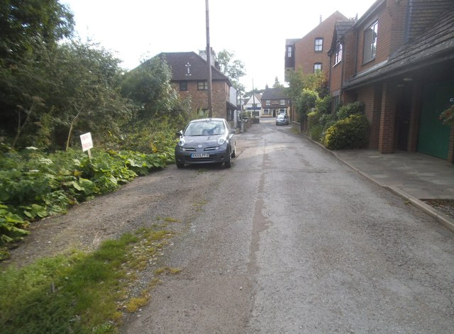 Burydell Lane, Park Street
