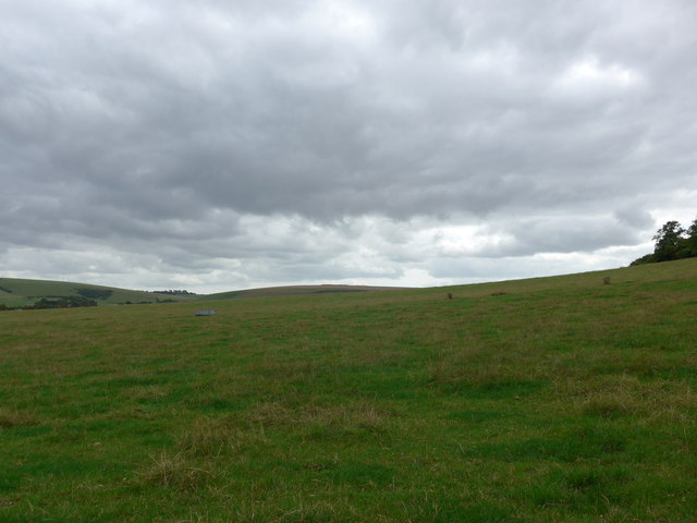 South Downs Way, Exton to Buriton (77)