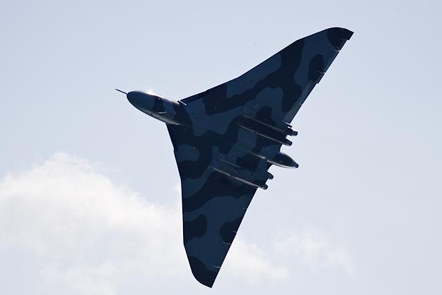 Bournemouth Air Festival 2014 - Avro Vulcan (2)