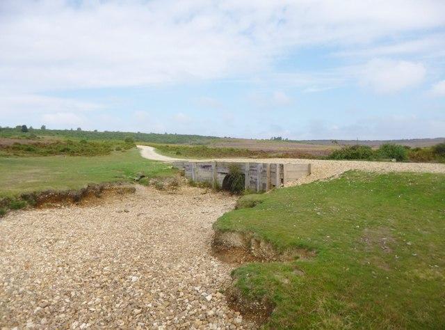 Godshill, bridge