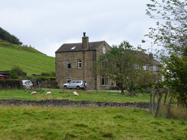 Embsay:  Manby Castle House