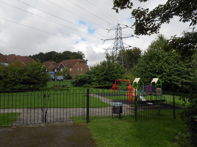 Children's Play Area and Shaw Close, Penenden Heath