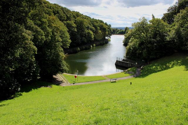 Lower Chellow Dene Reservoir (2)